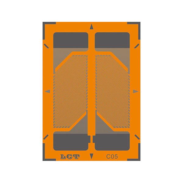 【双斜片】4个焊接点双轴45°(HA系列)CF350-3HA-A