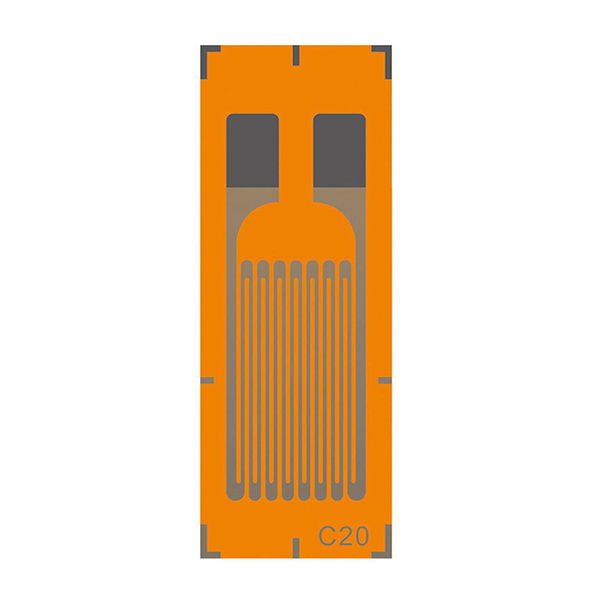 LCT单轴单栅应变片(AA系列)高精度应变计0.02级
