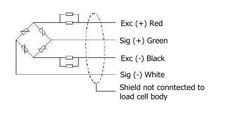Loadcell LAK-B