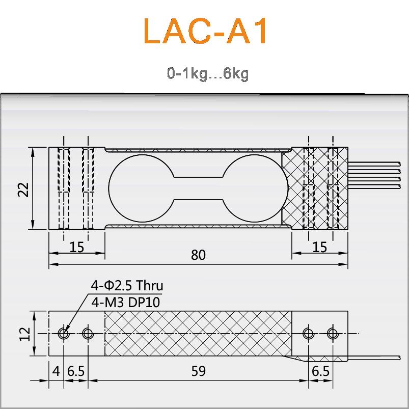LAC-A1高精度传感器、【555000a会员中心】高品质。